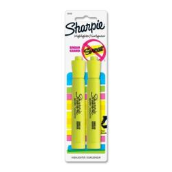 Sharpie Accent Chisel Tip Yellow Highlighters - 2 ct