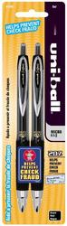 uni-ball 207 Needle Point Black Ink Pens - 2-ct