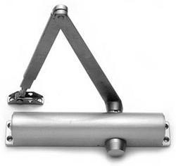 Adjustable Door Closer with Mounting Brackets