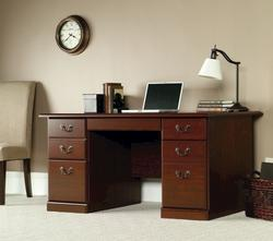 Sauder Heritage Hill Classic Cherry Desk