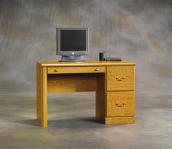 "Sauder Orchard Hills 47"" Carolina Oak Computer Desk"