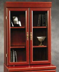Sauder Heritage Hill Classic Cherry Lateral File Hutch