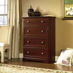 Sauder Palladia Select Cherry 4-Drawer Chest