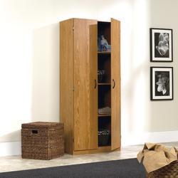 Sauder O'Sullivan Oregon Oak Storage Cabinet