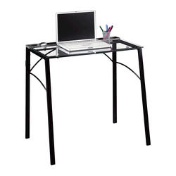 Sauder Beginnings Black Desk