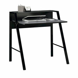 Sauder Beginnings Estate Black Desk