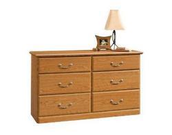Sauder Orchard Hills Carolina Oak Dresser