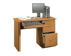 "Sauder Orchard Hills 43"" Carolina Oak Computer Desk"