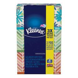 Kleenex 3 Pack 210 CT Facial Tissue