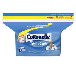 Cottonelle Flushable Moist Wipe Refill