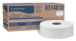 Scott Jumbo Roll Tissue Jr. Bath Tissue