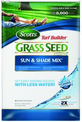 Scotts® Turf Builder® Sun & Shade Grass Seed Mix (20 lbs.)