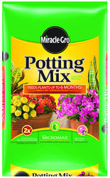 Miracle-Gro® Potting Mix (1 cu. ft.)