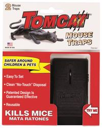 Tomcat® No-Touch Mouse Snap Trap (2-Pack)