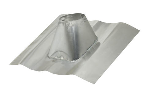 Selkirk 6 Dead Soft Aluminum Chimney Flashing 2 12 To 6 12