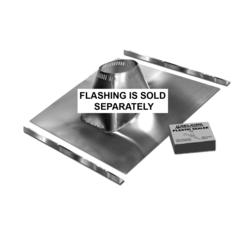 Selkirk Universal Metal Roof Flashing Kit