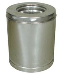 """Supervent 6"""" x 6""""  Class A Stainless Steel Chimney Pipe"""
