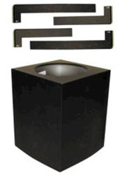 "Supervent 7"" Ceiling Support Box"