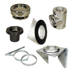 """Supervent 6"""" Wall Support Kit"""