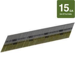 "SENCO® 1-3/4"" 15-Gauge Bright Basic Brads"
