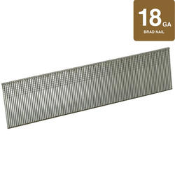 "SENCO® 5/8"" 18-Gauge Galvanized Plain Brad"