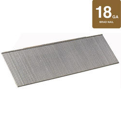 "SENCO® 2-1/8"" 18-Gauge Galvanized Plain Brad"