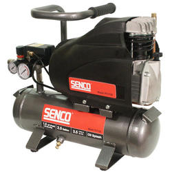 SENCO® 2.5 Gallon Electric 1.5 HP Oil Splash Compressor