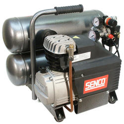 SENCO® 4.3 Gallon 2.5 HP Electric Oil Splash Compressor