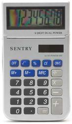 Sentry Industries Tilt-Display Calculator with wallet