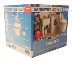 SANISWIFT® Gray Water Pump