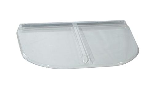 Polycarbonate Heavy Arched Egress Cover At Menards 174