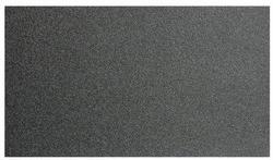"Shape Products 0.220"" x 48"" x 96"" Solid Black Hi-Density Polyethylene Sheet"
