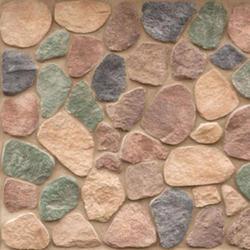 Cast Natural Stone 10 Sq. Ft. Sienna Split Rock