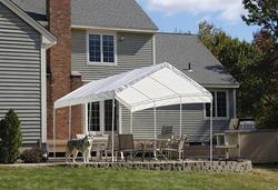 ShelterLogic® Max All-Purpose 10' x 20' Canopy 8-Leg, White