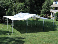 ShelterLogic® Max AP™ 10' x 20' Canopy Extension/Sidewall Kit, White (Fits frame styles 31757, 25757, 30522, 23522, 23571)