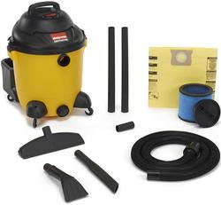 Shop-Vac® Right Stuff® 12-Gallon Wet Dry Vacuum