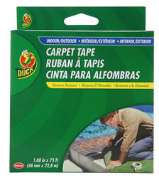 Duck Brand Heavy Traffic Carpet Tape