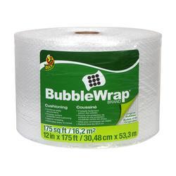 """Duck 12"""" x 175' All-Purpose Bubble Wrap"""