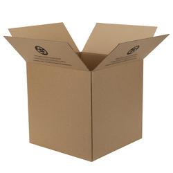 "Duck 14"" x 14"" x 14"" Large Cardboard Box"