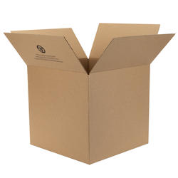 "Duck 16"" x 16"" x 15"" Large Cardboard Box"