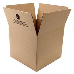 "Duck 12"" x 12"" x 10.5"" Small Cardboard Box"