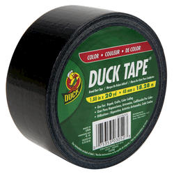 """Duck Tape 1.88"""" x 20-yd Black All-Purpose Duct Tape"""