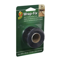 "Duck Wrap-Fix 1"" x 10' Self-Fusing Repair Tape"