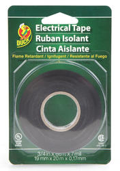 "Duck 3/4"" x 66' Professional All-Purpose Electrical Tape"