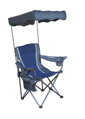 Guidesman Deluxe Canopy Quad Chair Assorted Colors At