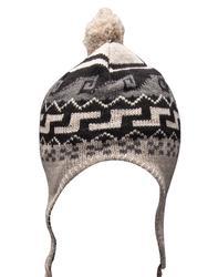 Rugged Wear Peruvian Hat