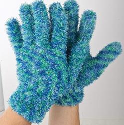 Assorted Fuzzy Ladies' Gloves