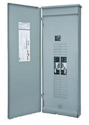 Siemens 30 Space, 42 Circuit, 200A Main Breaker, Outdoor, Generator Ready Load Center