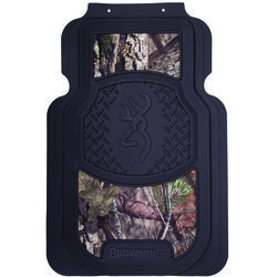 Browning® Camouflage Floor Mats
