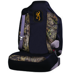 Browning® Universal Camouflage Seat Cover